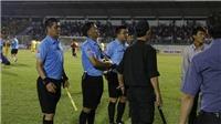 Ban Trọng tài chưa thể xác định trọng tài trận HAGL - FLC Thanh Hoá đúng hay sai