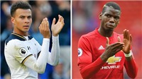 Nếu Pogba trị giá 89 triệu bảng, thì Dele Alli sẽ có giá bao nhiêu?
