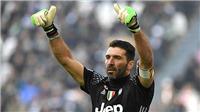 Gigi Buffon: Bất tử nhờ những điều đơn giản