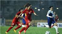 Nữ Việt Nam đá 'chung kết' với Myanmar, đàn em Công Phượng tranh tài U19 quốc tế