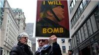 SỐC: Người Mỹ ủng hộ ông Trump tấn công tên lửa vào Syria