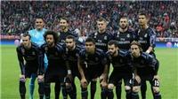 Lý do điên rồ khiến Real Madrid phải thay đổi trang phục ở trận thắng Bayern