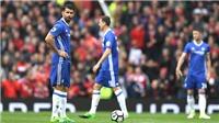 Chelsea: Ngay cả khi không ra đi, Costa vẫn có thể mất vị trí vào tay Lukaku