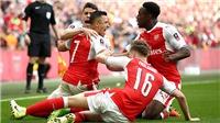 Arsenal sẽ cứu vãn mùa này bằng Cúp FA?