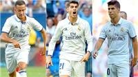 Zidane đang xếp BBC vào kho tư liệu