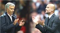 Derby Manchester: Sau Conte, Mourinho sẽ phục thù Guardiola?