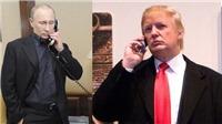 Ông Putin và ông Trump sắp điện đàm về vấn đề gì?