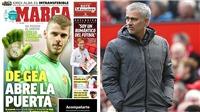 Mourinho ngăn De Gea đến Real Madrid là 'thiếu nhân văn'?