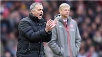 Vì Europa League, Mourinho sẵn sàng 'chấp' Wenger