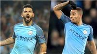 Aguero và Jesus sẽ là cặp sát thủ đáng sợ của Premier League