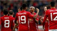 Mùa này, Man United là CLB... không đáng xem nhất tại Premier League