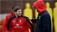 Juergen Klopp tiến cử Steven Gerrard làm HLV của Liverpool