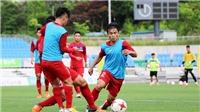 HLV Hoàng Anh Tuấn tự tin, 'phát hiện mới' của U20 Việt Nam nói tiếng Anh trôi chảy
