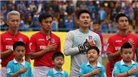 Than Quảng Ninh 'ngẩng cao đầu' chia tay AFC Cup 2017