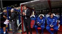 ĐIỂM NHẤN C.Palace 2-1 Chelsea: Khoảng trống Kante quá lớn. Batshuayi không phải Morata