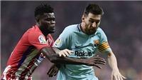 Simeone: 'Messi cứ chạm bóng là tạo ra khác biệt'