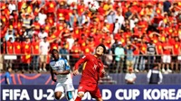 HLV Hoàng Anh Tuấn: 'U20 Việt Nam bị loại do thiếu kinh nghiệm. Lứa này sẽ là nòng cốt cho SEA Games 2019'