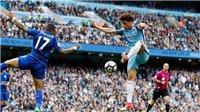 Man City 2–1 Leicester: Silva và Jesus tỏa sáng, Mahrez đá pen sai luật, Man City thắng nhọc nhằn