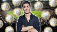 Real Madrid ra giá lên tới... 350 triệu bảng cho Ronaldo