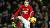 Wayne Rooney: 'Sự nghiệp của tôi ở M.U đã kết thúc 9 tháng trước'