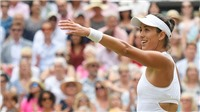 Hạ Venus Williams với 2 set trắng, Garbine Muguruza vô địch đơn nữ Wimbledon