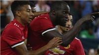 Kevin de Bruyne dự đoán 'bất ngờ' về Lukaku tại Man United
