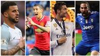 Man City áp đảo Đội hình đắt giá nhất thế giới theo vị trí