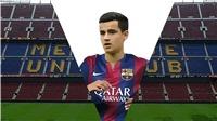 Barca gửi đề nghị 80 triệu euro cho Coutinho, Liverpool lập tức từ chối