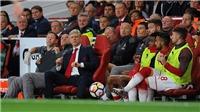 Wenger: 'Tôi nhẹ nhõm vì Giroud ở lại. Lâu rồi Arsenal mới có hàng công tốt thế này'