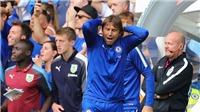Conte nói gì khi Chelsea thua muối mặt trước Burnley trên sân nhà?