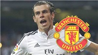TIẾT LỘ: Ronaldo tin rằng Bale sẽ đến Man United trong mùa Hè