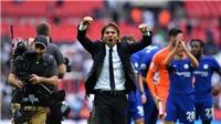 Thắng Tottenham, Conte ca ngợi học trò như những 'chiến binh'