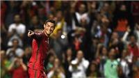 Video clip highlights bàn thắng trận Bồ Đào Nha 5-1 Faroes