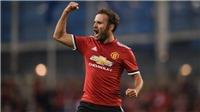 Juan Mata: 'Khoảng cách giữa Man United với Real không hề lớn'