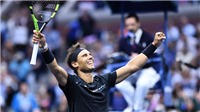 Hạ gục Kevin Anderson, Nadal vô địch US Open 2017