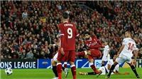 Video clip highlights bàn thắng trận Liverpool 2-2 Sevilla