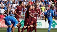 ĐIỂM NHẤN Getafe 1-2 Barca: Suarez đã xuống phong độ? Paulinho dập tắt mọi chỉ trích