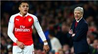 HLV Arsene Wenger bực mình đáp trả tin đồn 'thẳng tay trừng phạt Sanchez'