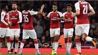 Video clip highlights bàn thắng trận Arsenal 1-0 Doncaster Rovers
