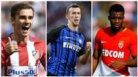 5 cầu thủ Mourinho muốn đưa về M.U trong mùa Hè tới