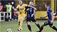Video clip highlights bàn thắng trận Atalanta 2-2 Juventus