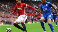 Rooney, Pogba, Rashford được chọn vào đội hình trong mơ của Smalling