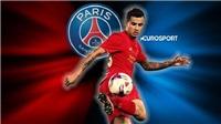 Vì Neymar, PSG quyết 'cướp' Coutinho trước ham muốn của Barcelona
