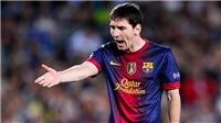 Messi điểm mặt ba kẻ tội đồ dẫn đến việc Barca bị loại khỏi Champions League