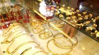 Giá vàng giảm nhẹ đầu tuần