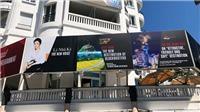 Lý giải về việc Lý Nhã Kỳ xuất hiện trên pano tại Cannes