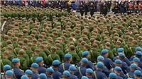 Hùng tráng Lễ diễu binh kỷ niệm Ngày Chiến thắng của quân đội Nga