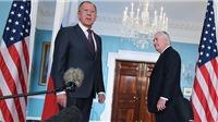 Ngoại trưởng Nga 'ngã ngửa' tại Washington khi biết Giám đốc FBI bị sa thải