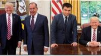 Tổng thống Mỹ Donald Trump 'phản đòn' bất ngờ sau vụ Nga tung ảnh họp kín