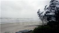 Biển Đông xuất hiện một vùng áp thấp